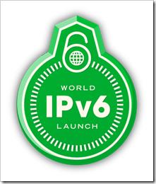 Lanzamiento de IPv6
